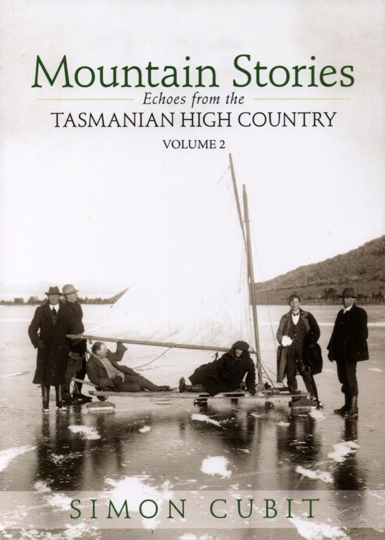 Mountain Stories: Echoes from the Tasmanian High Country book jacket